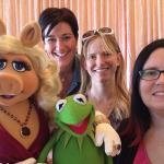 Constantine Only Speaks The Truth In Interview with Miss Piggy & Kermit #MuppetsMostWantedEvent