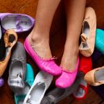 Color, Comfort and Travel Friendly: Linge Shoes Ballet Flats
