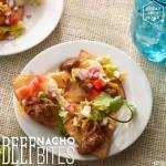 Beef Nacho Bites Recipe #HormelFamily