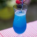 Cocktail Recipe: America The Blue-tiful