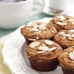 Gluten-Free Almond Apricot Muffins