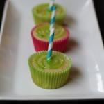 Tequila Shot Cupcakes Recipe Using Truvia