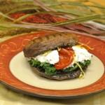 Delicious Mushroom Burger Recipe For July 4th BBQs!