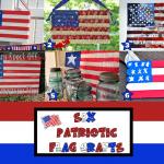 DIY: Six Patriotic Flag Crafts