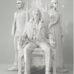 The Hunger Games: Mockingjay: President Snow's Portrait & Address to People of Panem