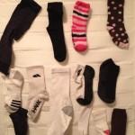 Magically Sorting Socks!