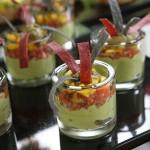 Mini Guacamole Parfait Recipe