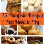 25 Pumpkin Recipes Worth Trying