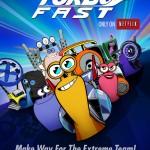 Family Fun Night With Turbo: FAST – Free Printables! #StreamTeam