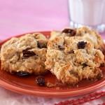 Tofu Oatmeal Raisin Cookies Recipe