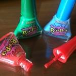Brush On – Peel Off! Doing Nails the Bo-Po way!