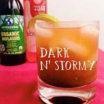 Dark N' Stormy Mommy Mocktail Recipe