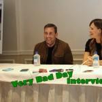 Cracking Up With Jennifer Garner & Steve Carell #VeryBadDay Interview