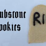 Tombstone Cookies Recipe
