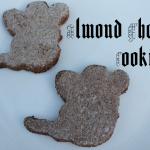Almond Ghost Cookies Recipe