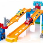 Mega Bloks First Builders™ Fast Tracks™ Raceway Giveaway