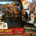 Stomp & Chomp Grimlock Transformer is a Roaring Good Gift!