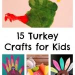15 Fun Turkey Day Turkey Crafts For Kids