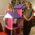 Fashion Doll Delightful Dollhouse:  Move-in Ready!