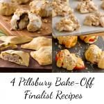 4 Pillsbury Bake-Off Finalist Recipes