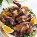 Recipe: Roasted Cornish Game Hens With Orange Teriyaki Sauce