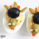 Turkey Deviled Eggs Recipe