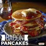 Bacon Pancakes Recipe #HormelFamily