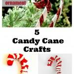 5 Fantastic Candy Cane Craft Ideas