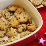 Mint Chocolate Chip Sugar Cookies Recipe