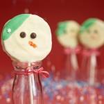 Snowman Cookies Recipe