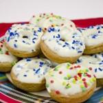 Gingerbread Kefir Donuts Recipe