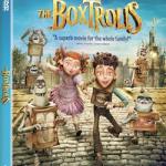 The Boxtrolls on Blu-Ray Combo Pack