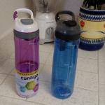 Cortland Water Bottle By Contigo Giveaway #ContigoBestinOne