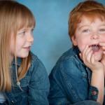 Wordless Wednesday Siblings