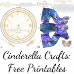 Cinderella Crafts #Cinderella