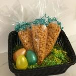 DIY Easter Basket Filler: Goldfish Cracker Carrot Bags