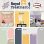 DIY Nursery Decor Ideas: Give Your Baby The Royal Treatment