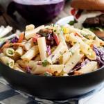 Asian Pasta Salad Recipe
