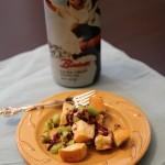 Rustic Dried Cherry Salad Recipe