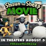 See Shaun the Sheep August 5th #ShaunTheSheep