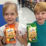 Send Wet Ones® Singles and Pepperidge Farm® Goldfish Crackers To School