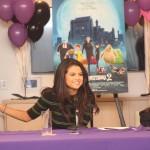 Hotel Transylvania 2 Interview with Selena Gomez #HotelT2