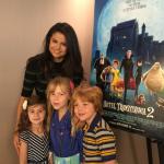Zoe And Miles Meet Selena Gomez #photos @SelenaGomez #HotelT2 #SelenaGomez