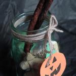 DIY Halloween Treat Jar For Dogs