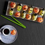 Spooky Sushi Recipe