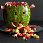 Halloween Recipe: Spewed Fruit