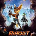 RATCHET & CLANK Movie April 29, 2016