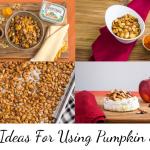 Four Ideas For Using Pumpkin Seeds