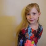 Zoe's Photo Shoot with ZaZa Couture Kid Fashion