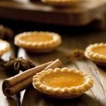 Gluten Free Pumpkin Pie Tartlets Recipe
